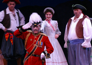Detail from Pirates of Penzance